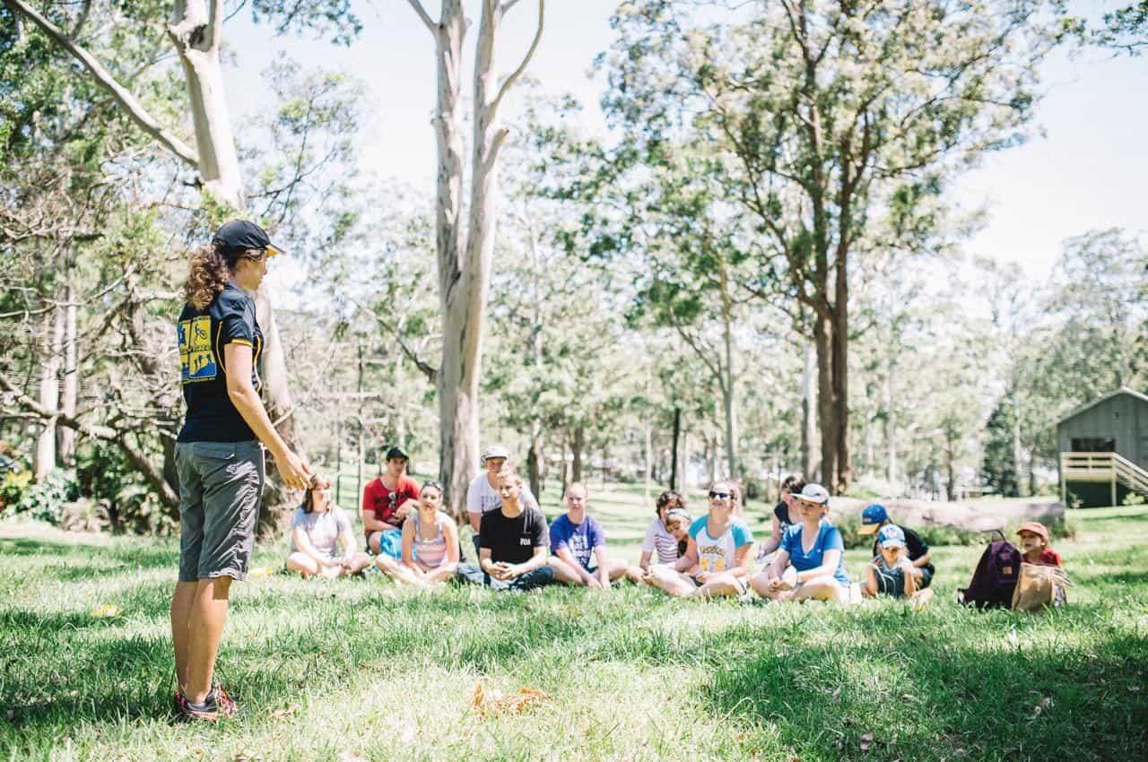 Outdoor Education - QCCC Tamborine