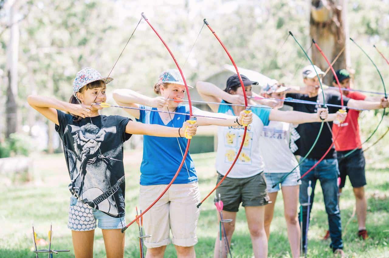 Archery  - QCCC Tamborine