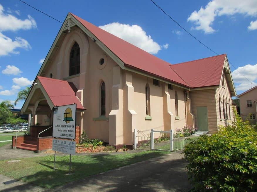Albion Baptist